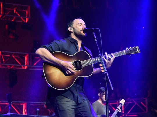 The Dave Matthews Band will play two shows at Ruoff Home Mortgage Music Center in July.