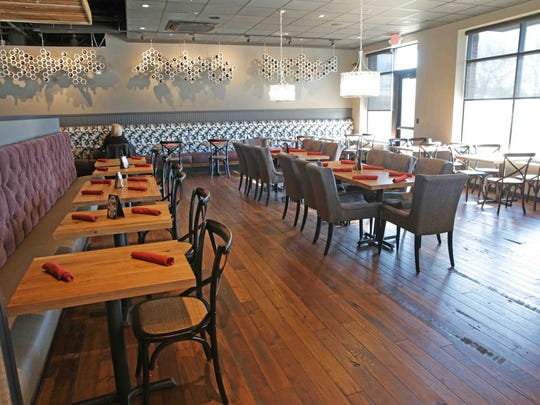 Fishers new LouVino is inside the Switch building, 8626 E 116th St.