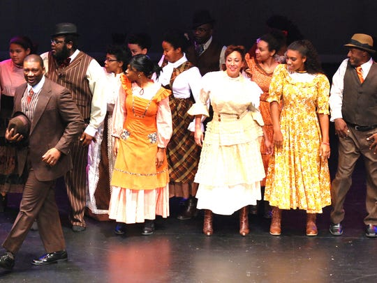 "The Off Broad Street Players' production of ""Ragtime"""