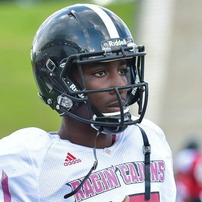 Receiver Ja'Marcus Bradley is slated to start for the