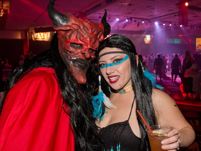 A photograph taken at the 15th Annual Wild Erotic Ball
