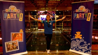 Long a shopping mall staple, Build-a-Bear is bringing its workshops to Carnival cruise ships.
