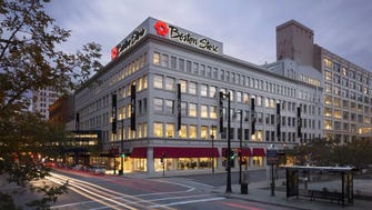 The owners of downtown Milwaukee's Boston Store building are looking to replace Bon-Ton Stores Inc.'s office and retail space with this week's announced shut down.