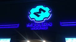 Modern Round has opened a shooting lounge in Peoria