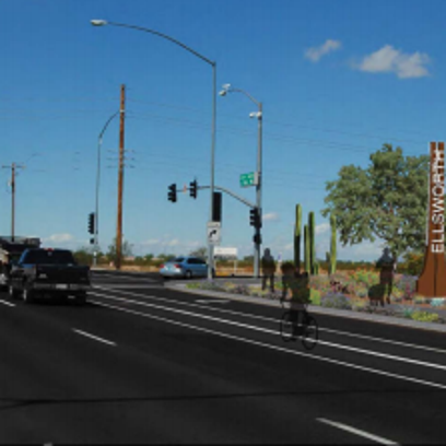 Mesa is planning to sink $10 million into Elliot Road