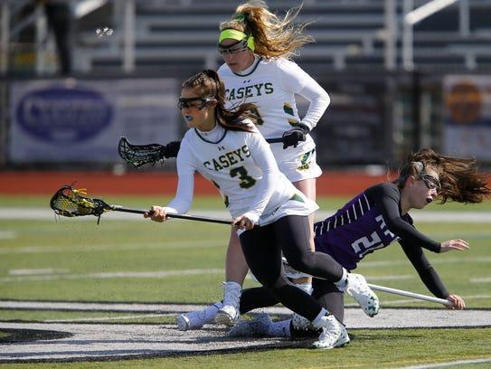 Red Bank Catholic vs Rumson-Fair Haven girls lacrosse