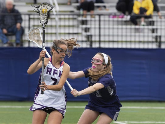 Rumson/Fair Haven girls lacrosse beat Manasquan for