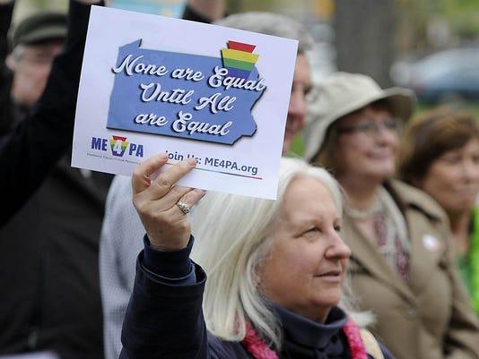 Your Say 0612 AP Gay Marriage Pennsylvania