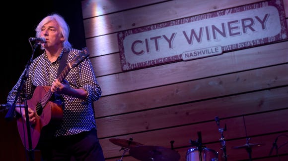 Robyn Hitchcock's sold out show Saturday night in Arden has been postponed due to snow in the forecast. The concert has been rescheduled for March.
