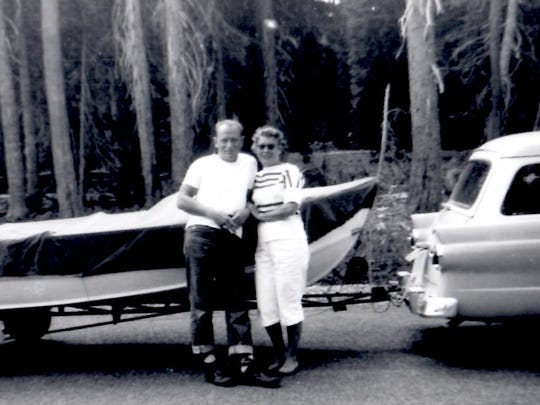 William ?Bill? Lapschies and his wife Almadean ?Deanie? (Buetel) Lapschies, loved the outdoors, whether it was camping in the mountains or visiting the coast.