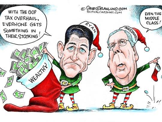 Stocking stuffers.