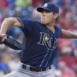 The Tampa Bay Rays have decided the minors would be the best place for left-hander Matt Moore to continue his return from Tommy John surgery.