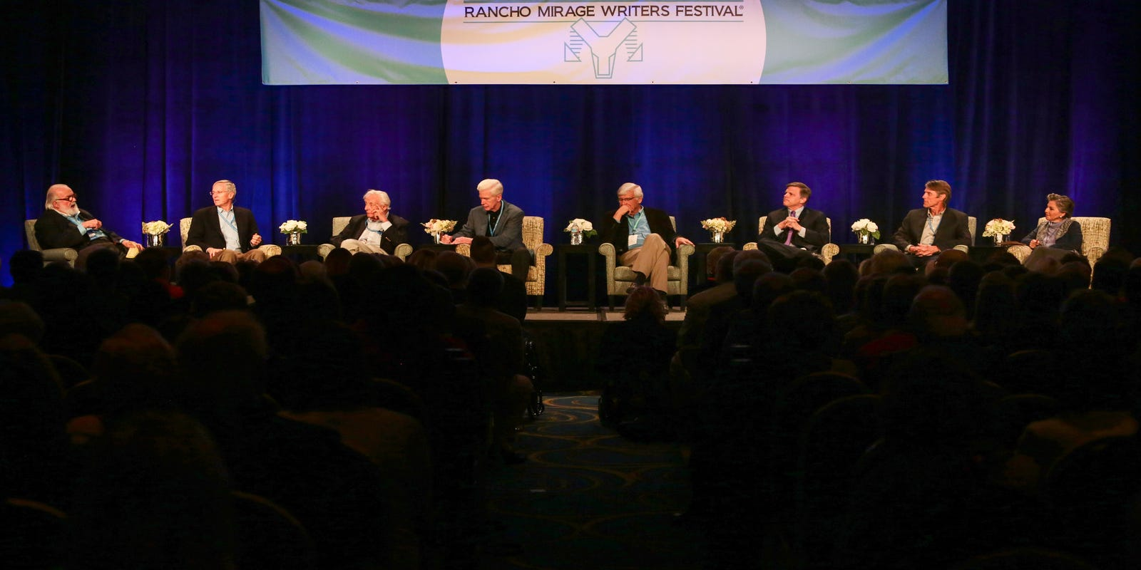 Valley Voice: Rancho Mirage Writers Festival, your lofty image demands greater diversity