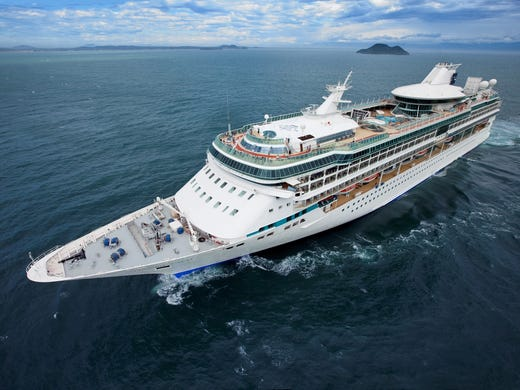Royal Caribbean to say goodbye to Splendour of the Seas