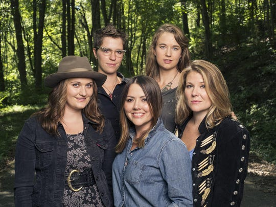 Della Mae is among the acts performing this weekend at the Roots on the River festival in Bellows Falls.