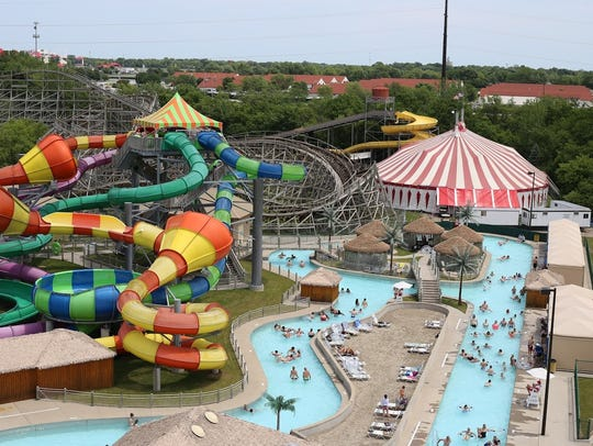 Adventure Bay is a waterpark located inside at Adventureland in Altoona.