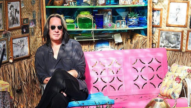 "Todd Rundgren will bring his ""Global"" tour to the Mercury Ballroom."