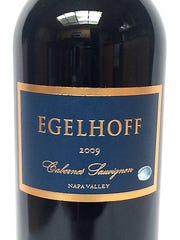 A braised lamb shoulder will be paired with 2009 Egelhoff cabernet sauvignon.