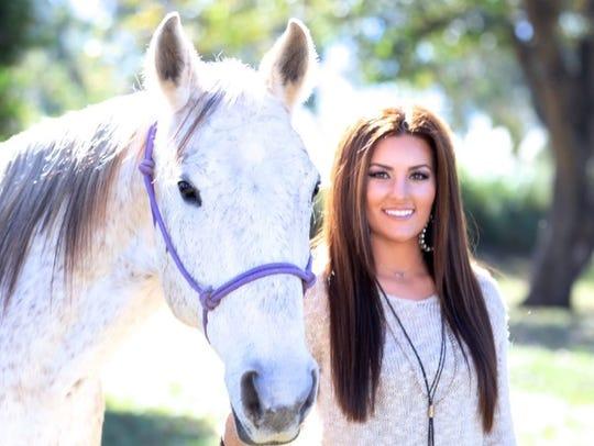 Benton's Lauren Leflett will be competing this weekend
