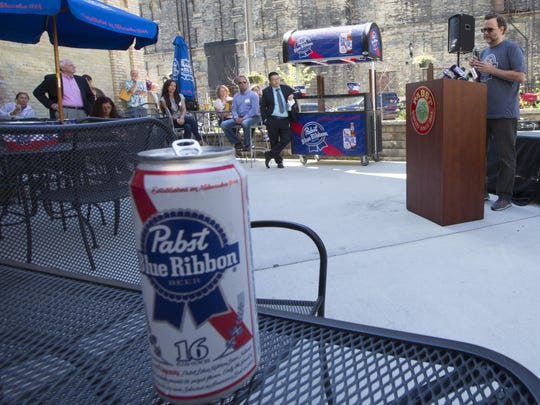 What'll you have? How about some Pabst memorabilia, for sale Saturday at a rummage sale at Pabst Milwaukee Brewery.