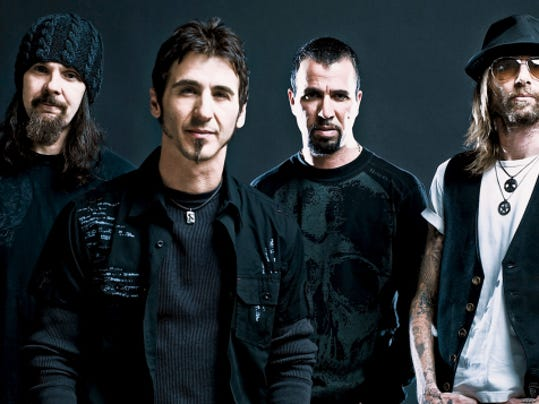 The Billboard Award-winning rock group Godsmack will perform Saturday at the Socorro Entertainment Center, 11200 Santos Sanchez. Doors open at 5 p.m. Tickets will cost 10.