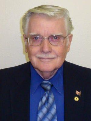 Aumsville Mayor Harold White.