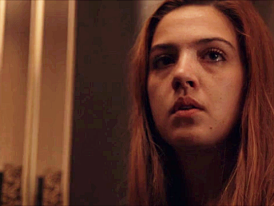 Eliza Martin Simpson stars in Peter Danish's short