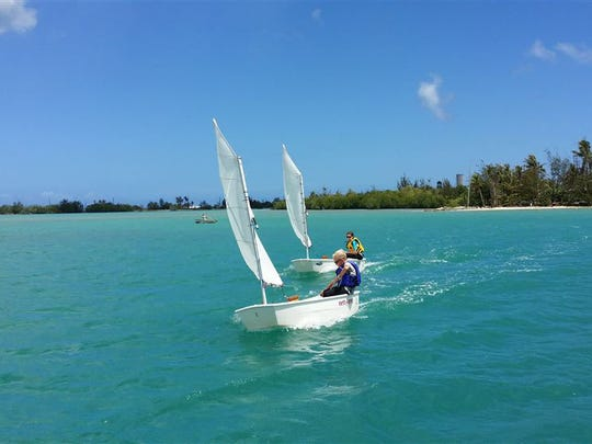 Guam youths can learn to sail this summer with the Marianas Yacht Club's Summer 2019 Youth Sailing Program at the club, in Sasa Bay, Piti.