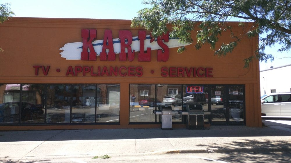 Karlu0027s Adds Mitchell Location With Rewu0027s TV And Appliance Merger