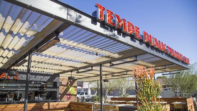 Tempe Public Market Cafe has closed.