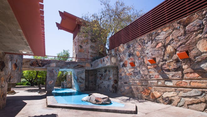 Taliesin West is a National Historic Landmark nestled in the desert foothills of the McDowell Mountains in Scottsdale. It is also the home of the Frank Lloyd Wright Foundation and Taliesin, the Frank Lloyd Wright School of Architecture.