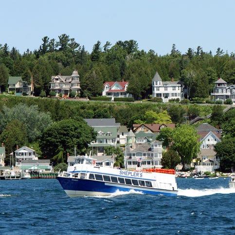 Mackinac Island named among top islands in U.S. by Conde Nast