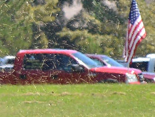 Lakeshore Park cars
