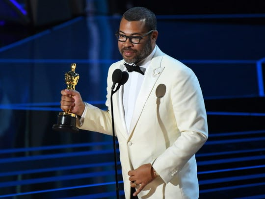 'Get Out' writer/director Jordan Peele is the first
