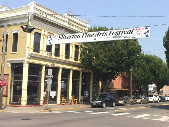 The 17th Silverton Fine Arts Festival takes place Saturday