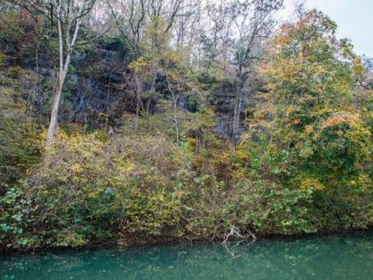 Bryant Creek State Park covers 2,917 acres southeast