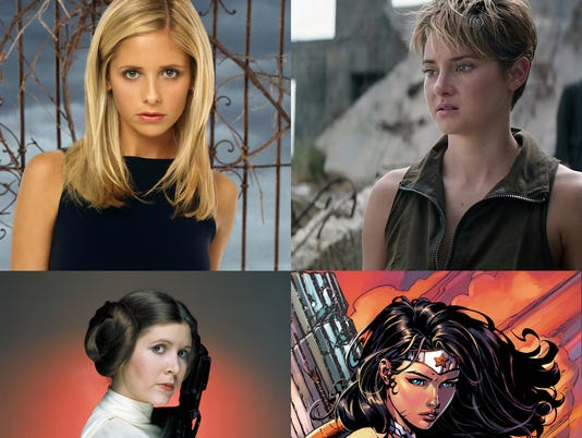 The Mothership: Who's the best heroine?