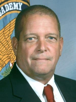 Ulster County Sheriff Paul Van Blarcum