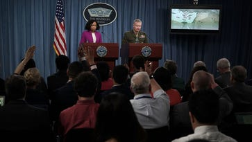 Pentagon claims 2,000% increase in Russian trolls after Syria strikes. What does that mean?