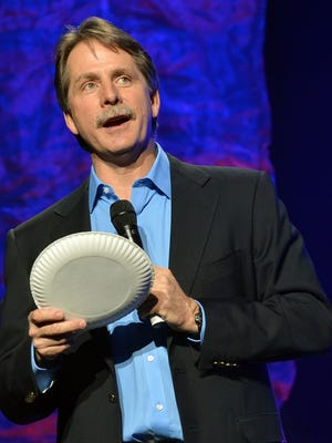 """""""You might be a redneck"""" jokes made Jeff Foxworthy a star, but he says, """"the thing is, even at the height of it, it was maybe five minutes out of a two-hour show."""""""