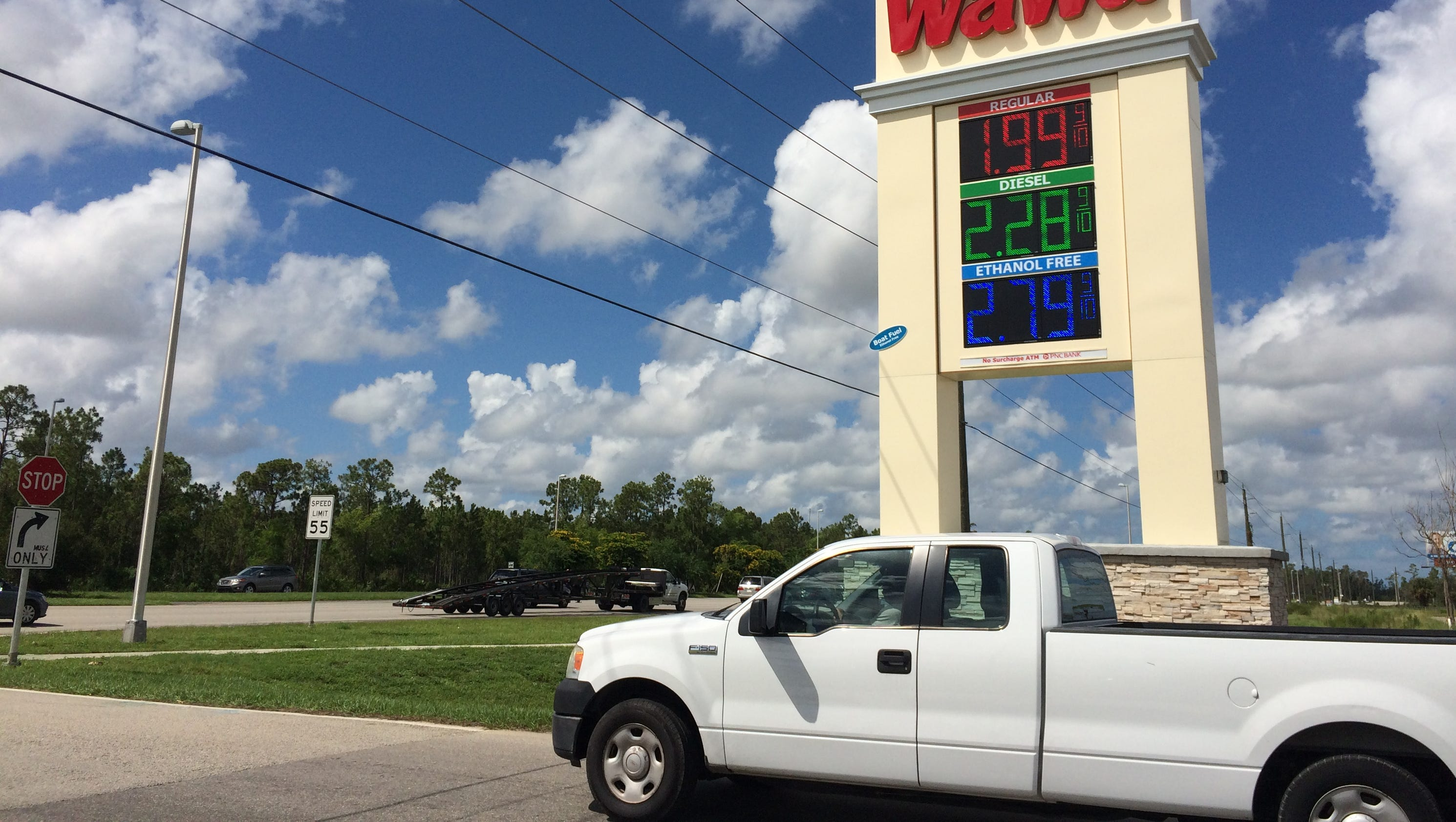Aaa drivers waste 39 billions 39 on premium gas for Global motors fort myers florida