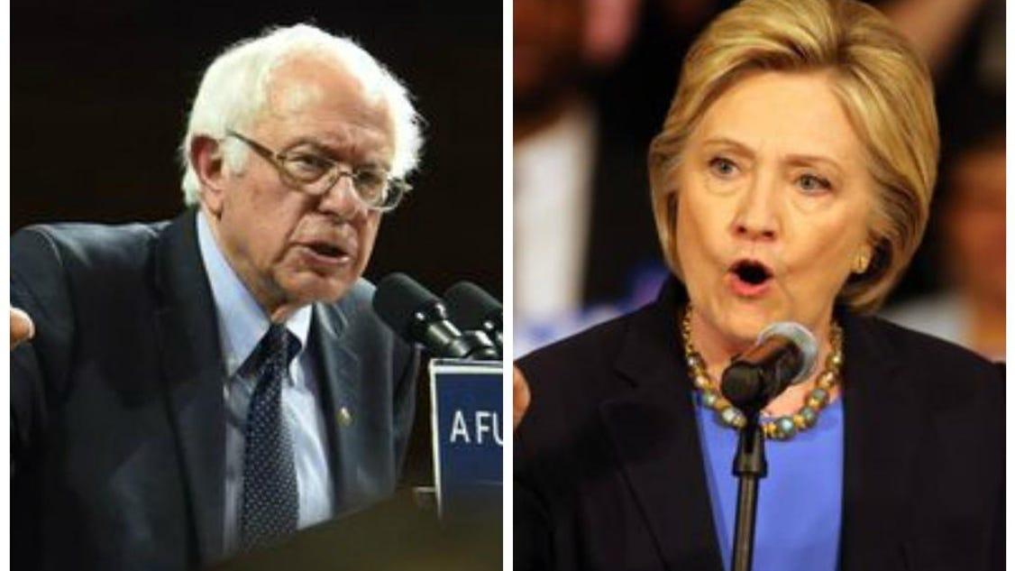 Live Now Bernie Sanders Endorses Hillary Clinton