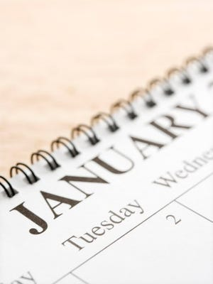 The January effect may be getting a slow start this year..