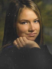 Published caption: Brianna Denison  ooo Provided  by RPD; College student apparently abducted in Reno.