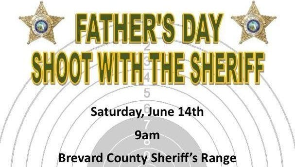 Sheriff Wayne Ivey will hold a Father's Day shooting contest at 9 a.m. June 14.
