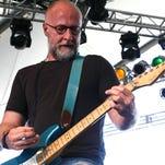 Musician Bob Mould performs in 2009 in Indio, California.