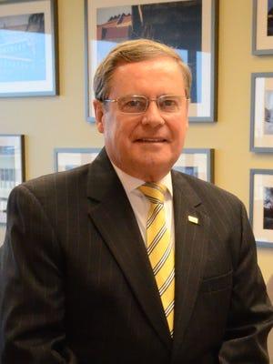 Northern Kentucky University interim president Gerard St. Amand
