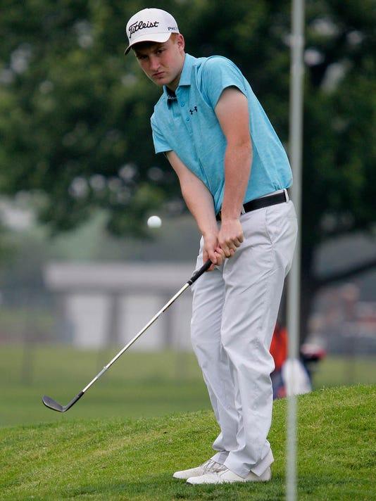Division 3 MHSAA Golf