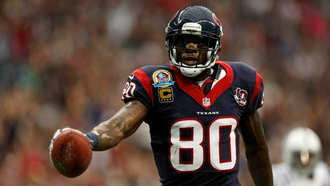 Could Andre Johnson be the next veteran to join the fold in Indianapolis?