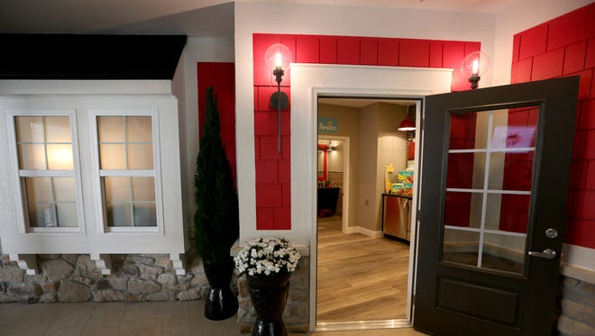 Fischer Homes built the Pampers Nursing Suite at Great American Ball Park during the off-season that Reds fans can use starting Opening Day.